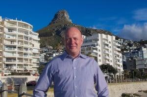 Cape Town Aisa International Chris Lean